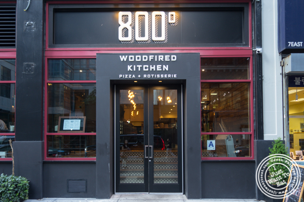 800 Degrees Woodfired Kitchen in NYC, NY