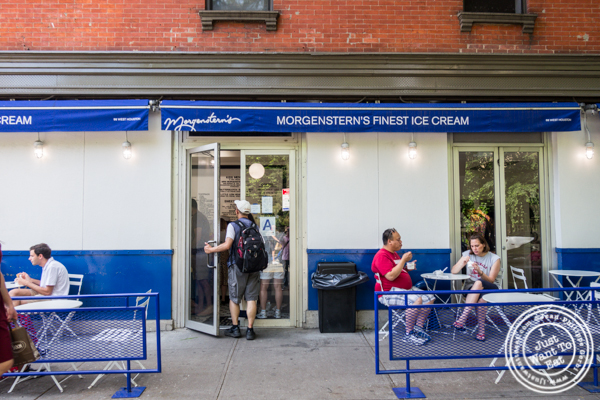 Morgenstern's Finest Ice Cream in NYC, NY