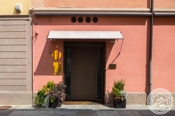 Osteria Francescana in Modena, Italy