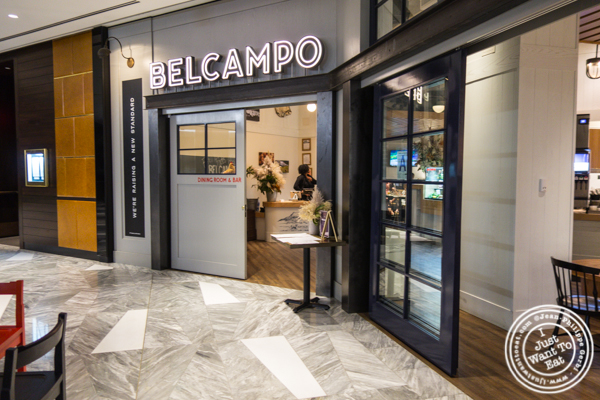 Belcampo in Hudson Yards