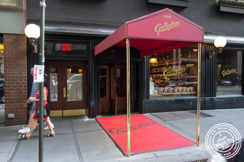 Gallaghers Steakhouse in NYC, NY