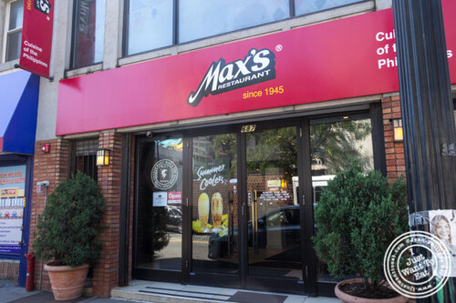 Max's, cuisine of The Philippines in Jersey City