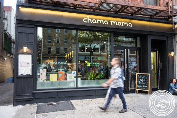 Chama Mama in Chelsea