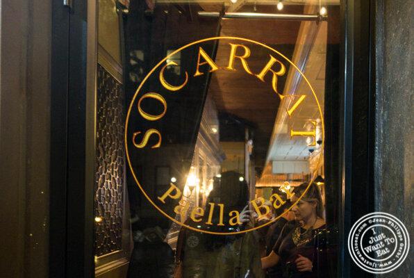 Socarrat Paella Bar in Chelsea