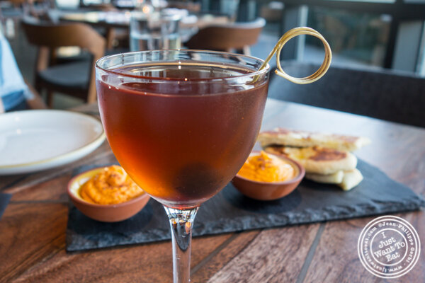 Manhattan at Lokal in Jersey City