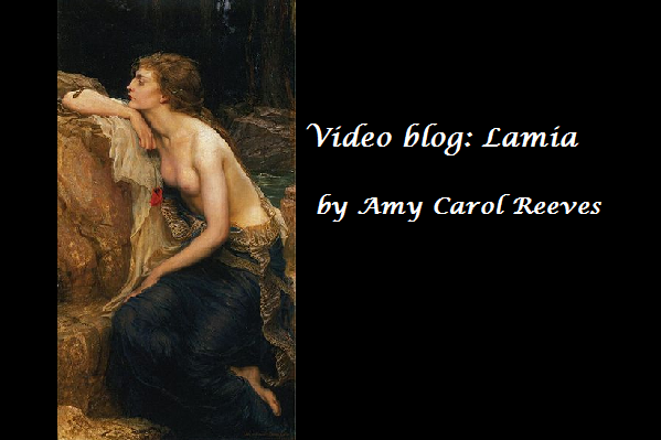 Video blog: Lamia