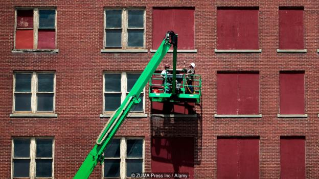 Renovation of the 100-year-old Chisca Hotel in Memphis, US gets underway