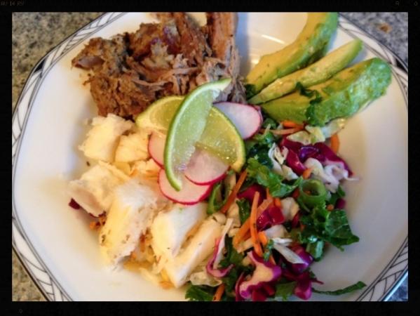 A Healthy Cuban Dinner!