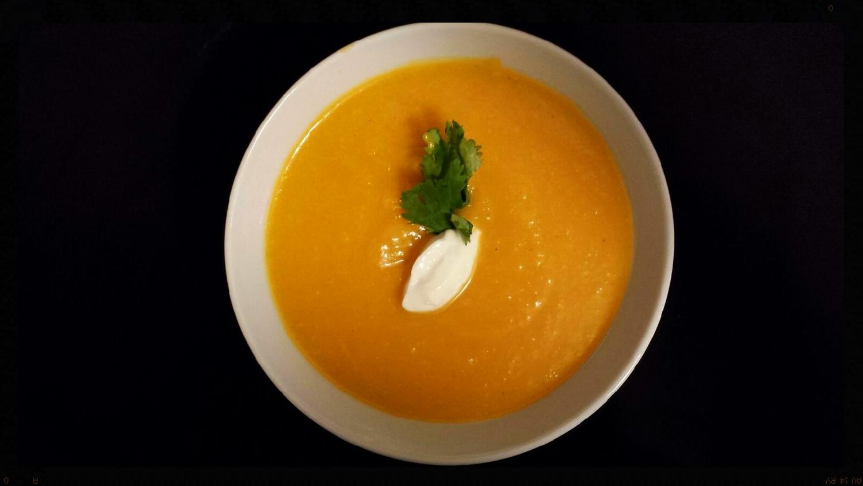 Coconut Curry Butternut Squash