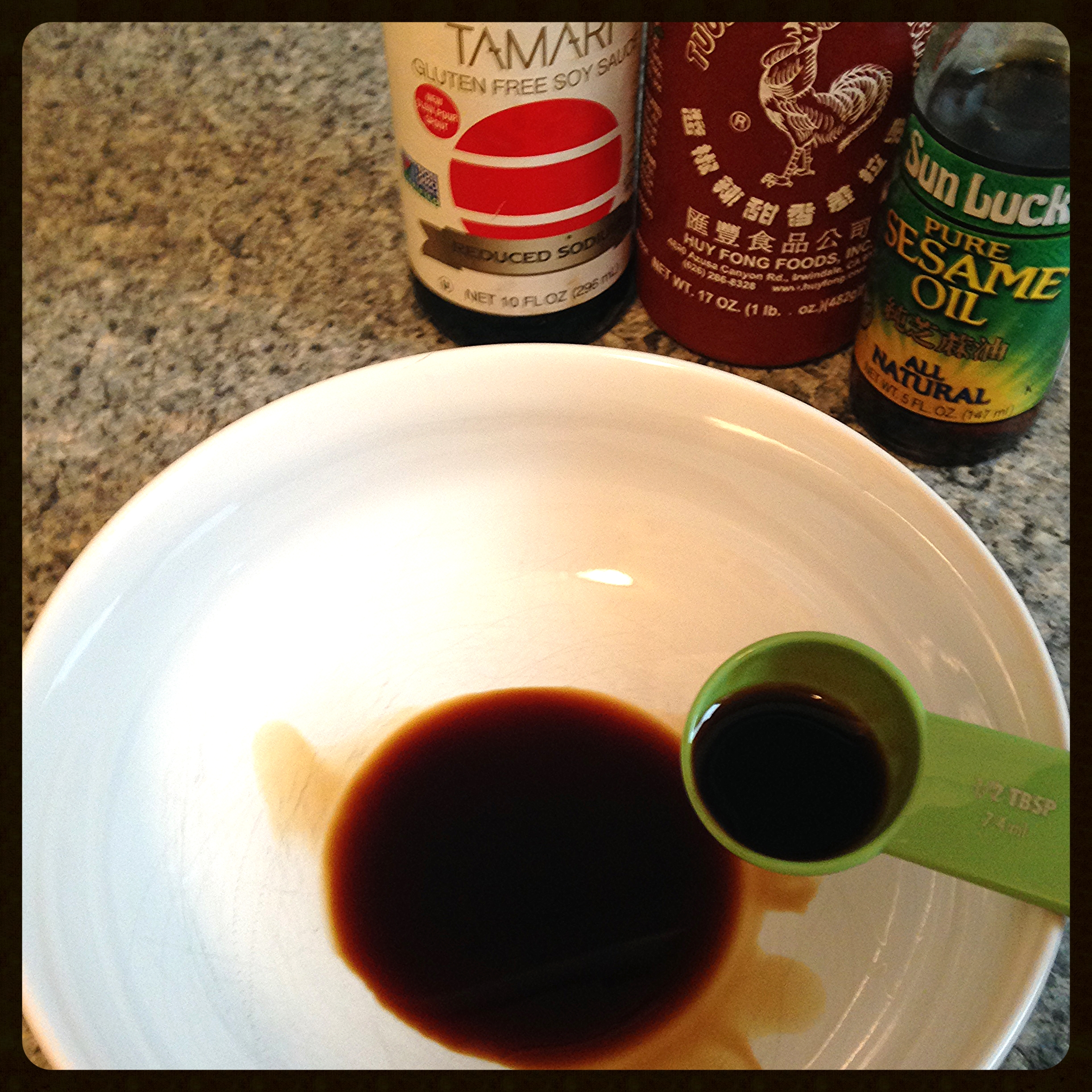Spicy Asian Sauce