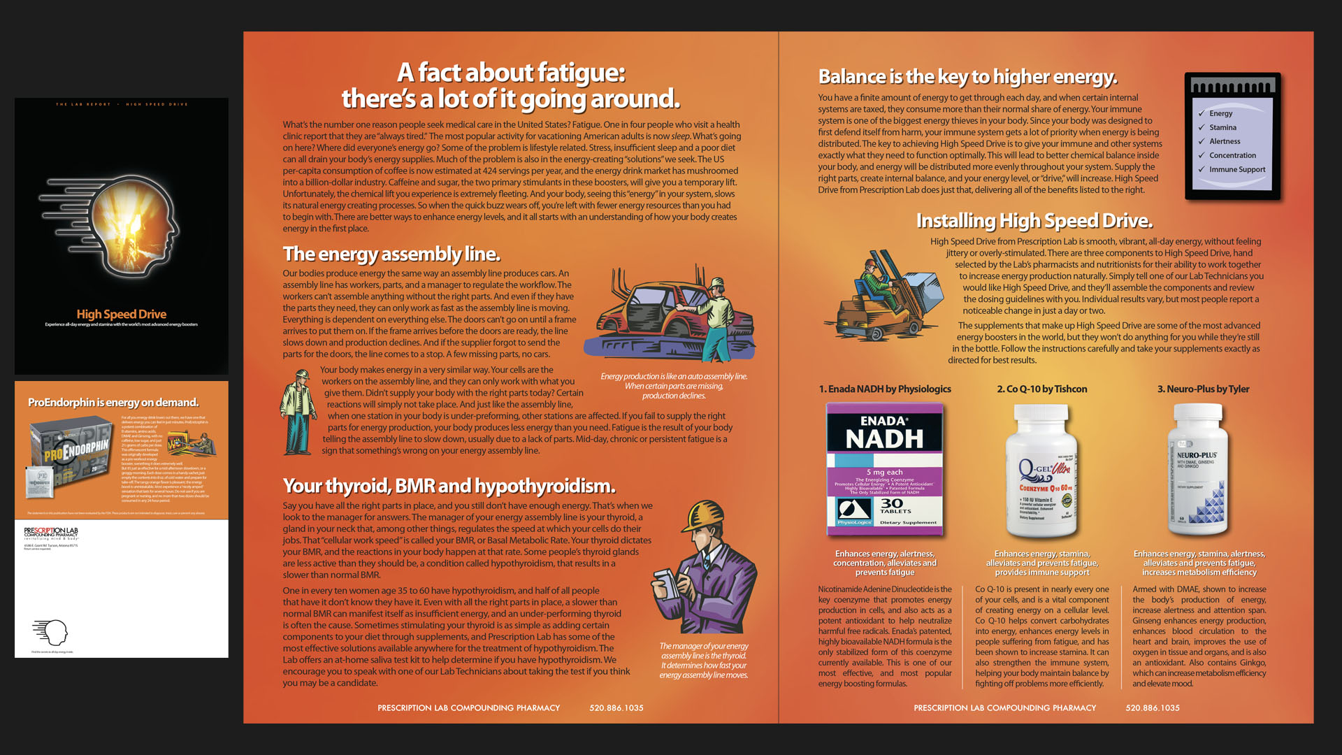 Sales Brochure for Energy Protocol
