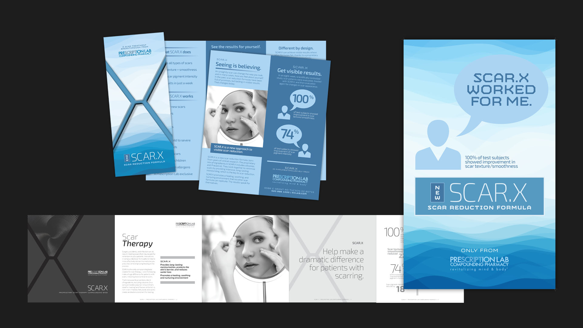 Product Naming, Collateral for Patients and Professionals