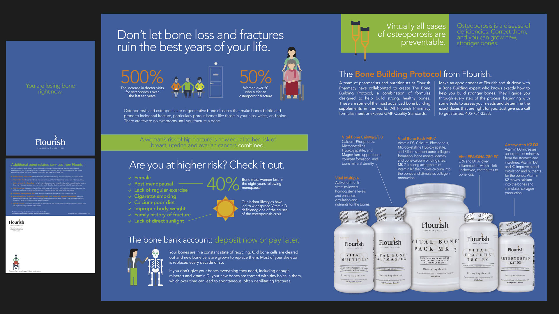Bone Loss Brochure