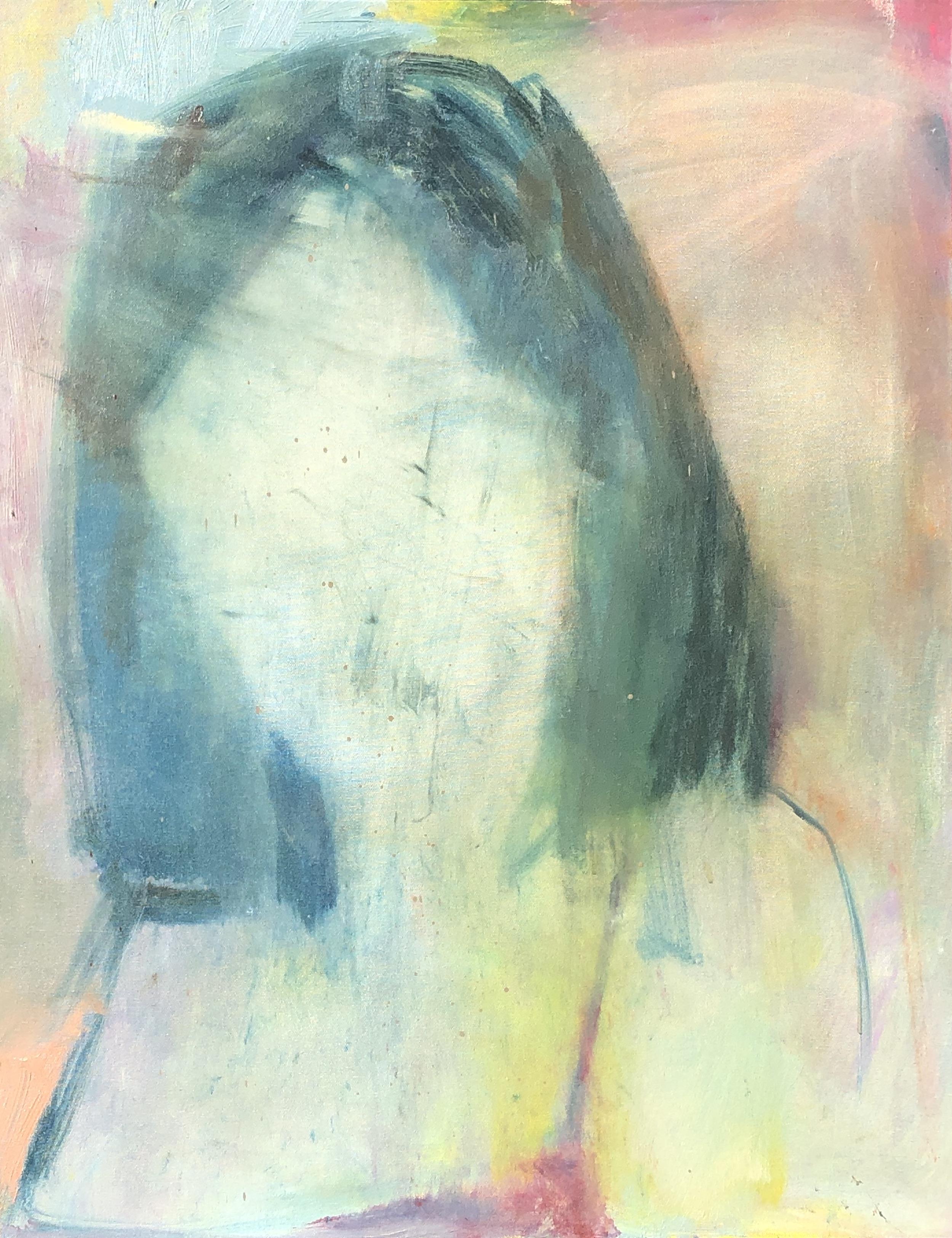 Asami Erased Portrait (30x24)