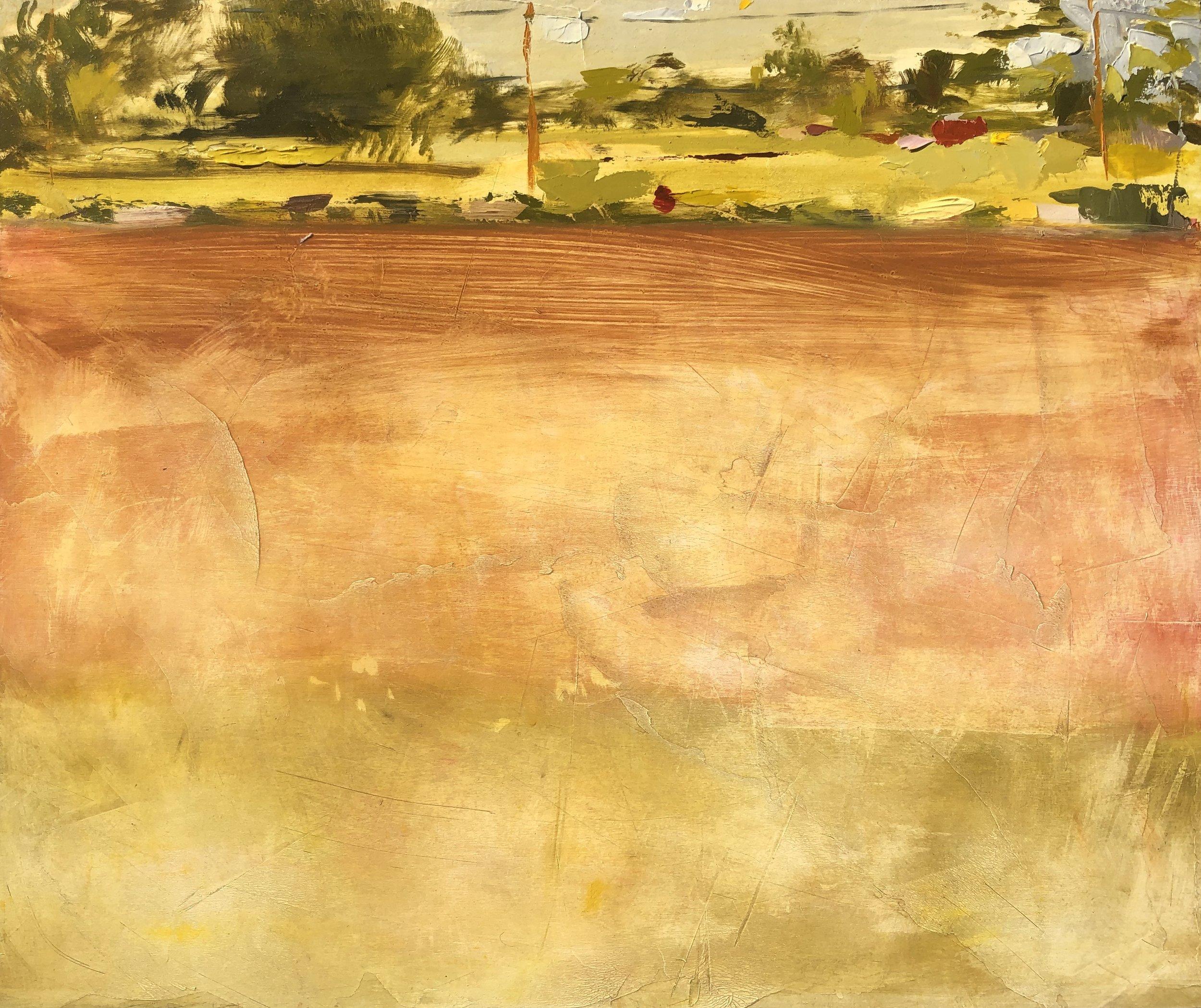 Cranberry Bog (20x24)