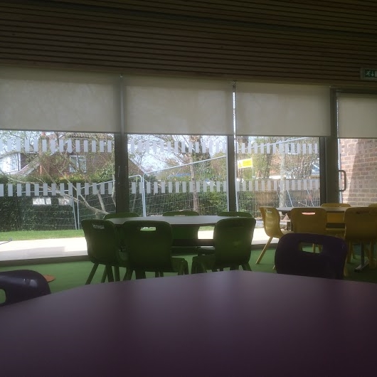 School Blinds in Crawley