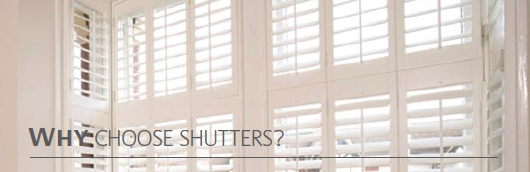 why choose shutters