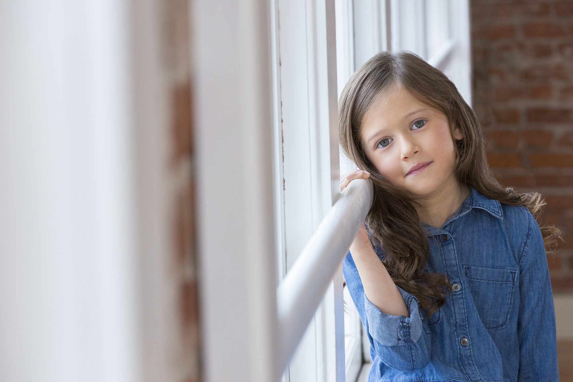 Little girl from corvallis