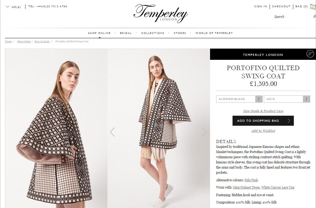 luxury brand copywriter