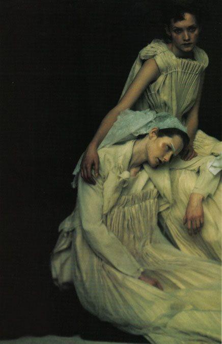 Editorial: Vogue  Italia, April 1998