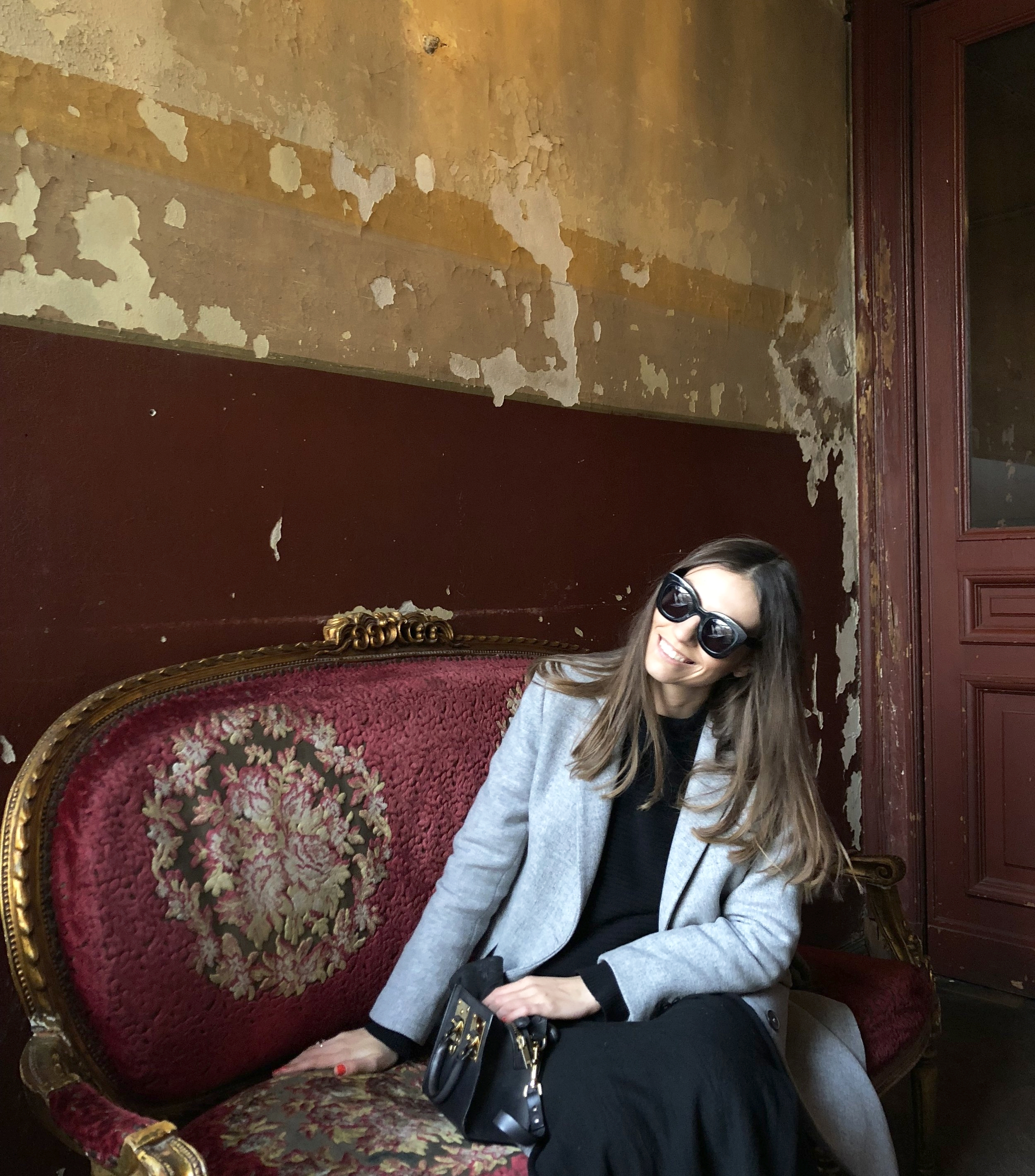 The tarnished glamour of Berlin at Clärchens Ballroom