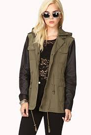 Courtesy of forever21.com Out Of This World Utility Jacket