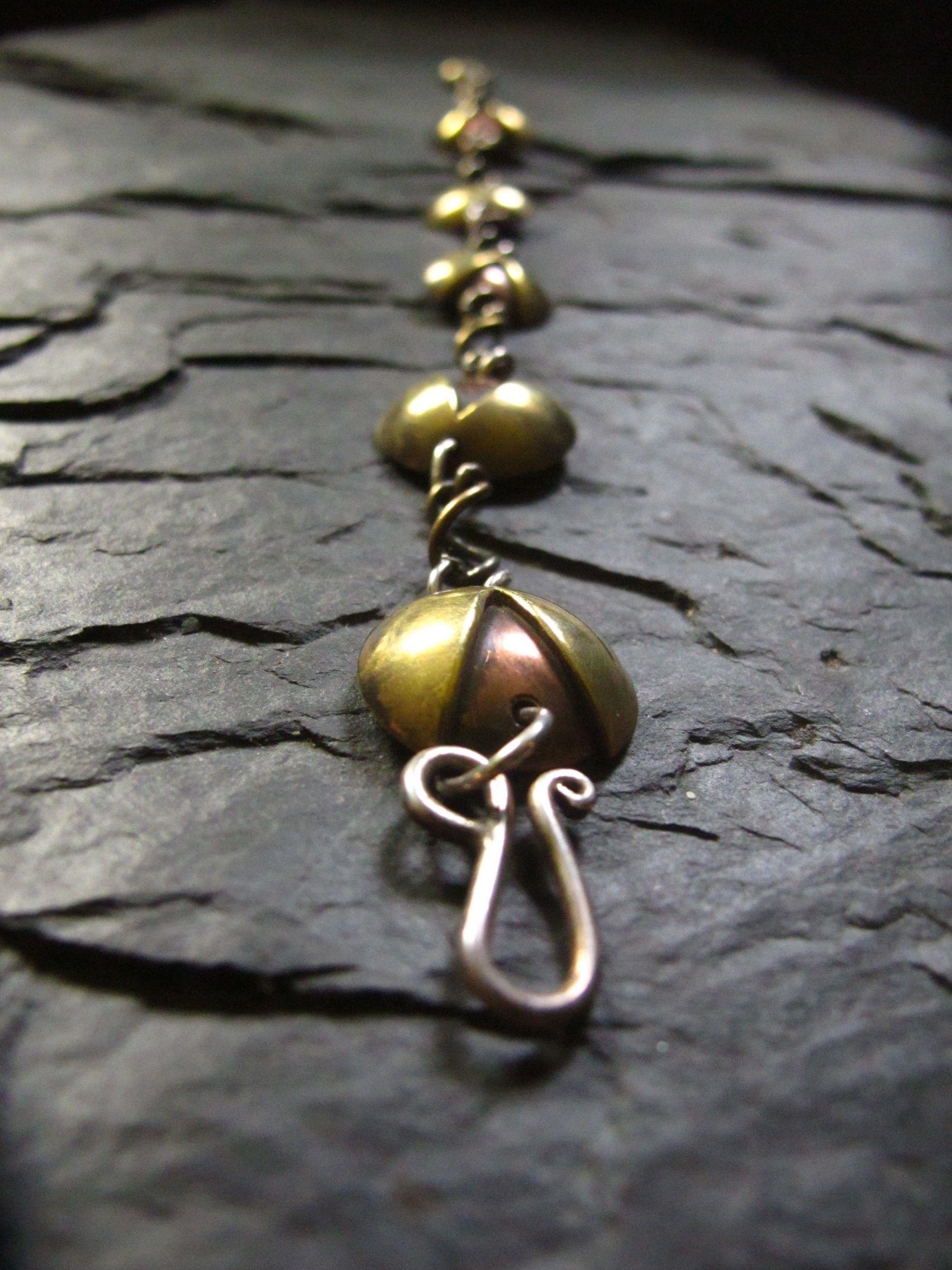 Cosmic blossom bracelet