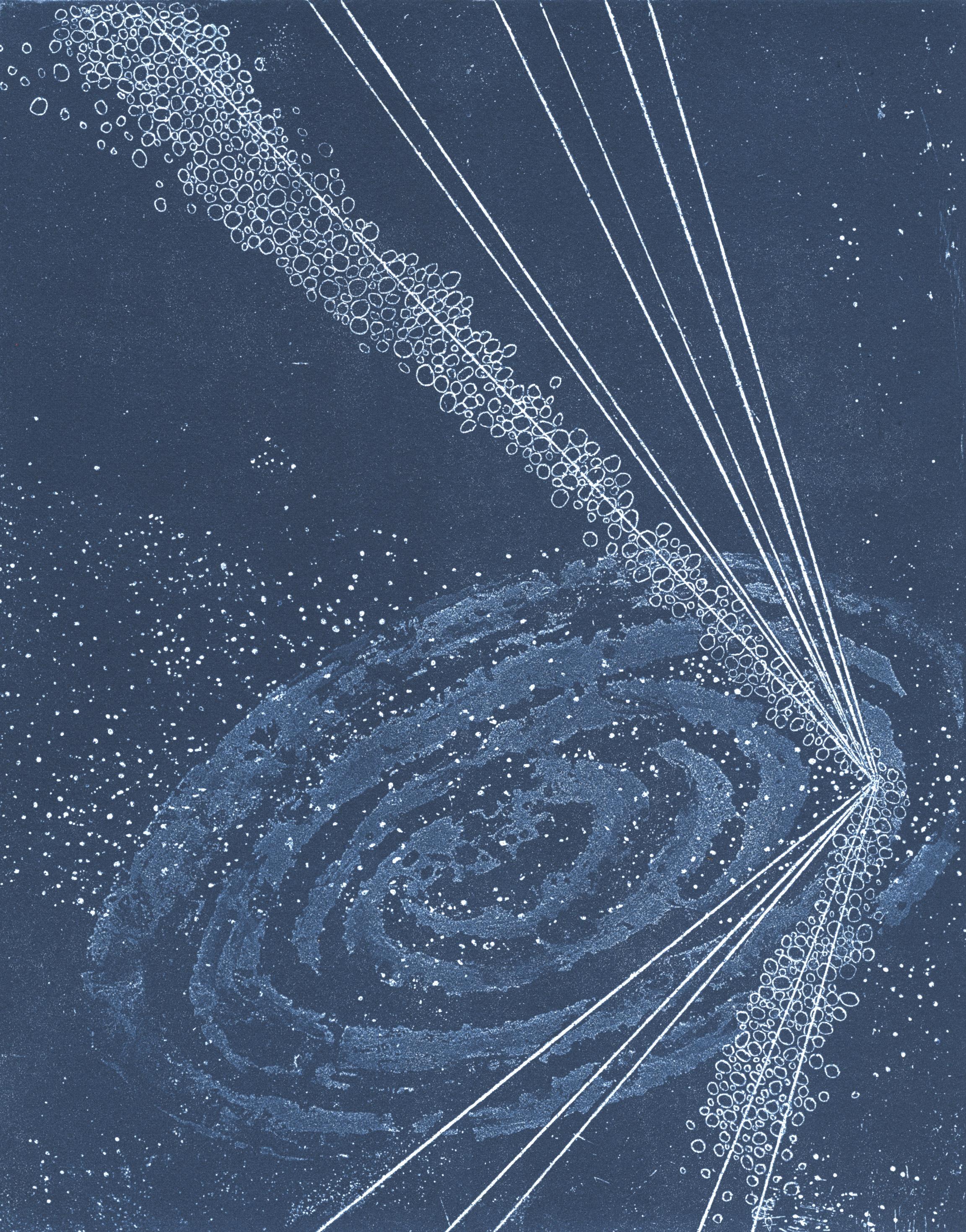 Solstice (in blue)