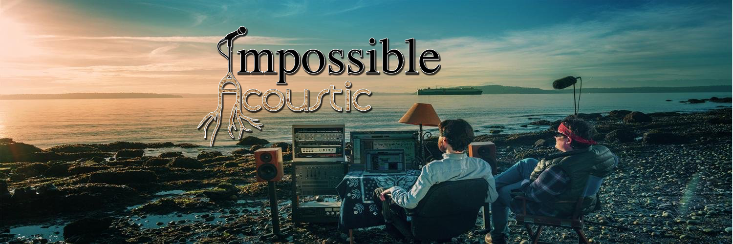 Impossible Acoustic //  Audio   Internship & Contract Projects