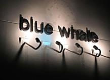 Blue Whale in Little Tokyo