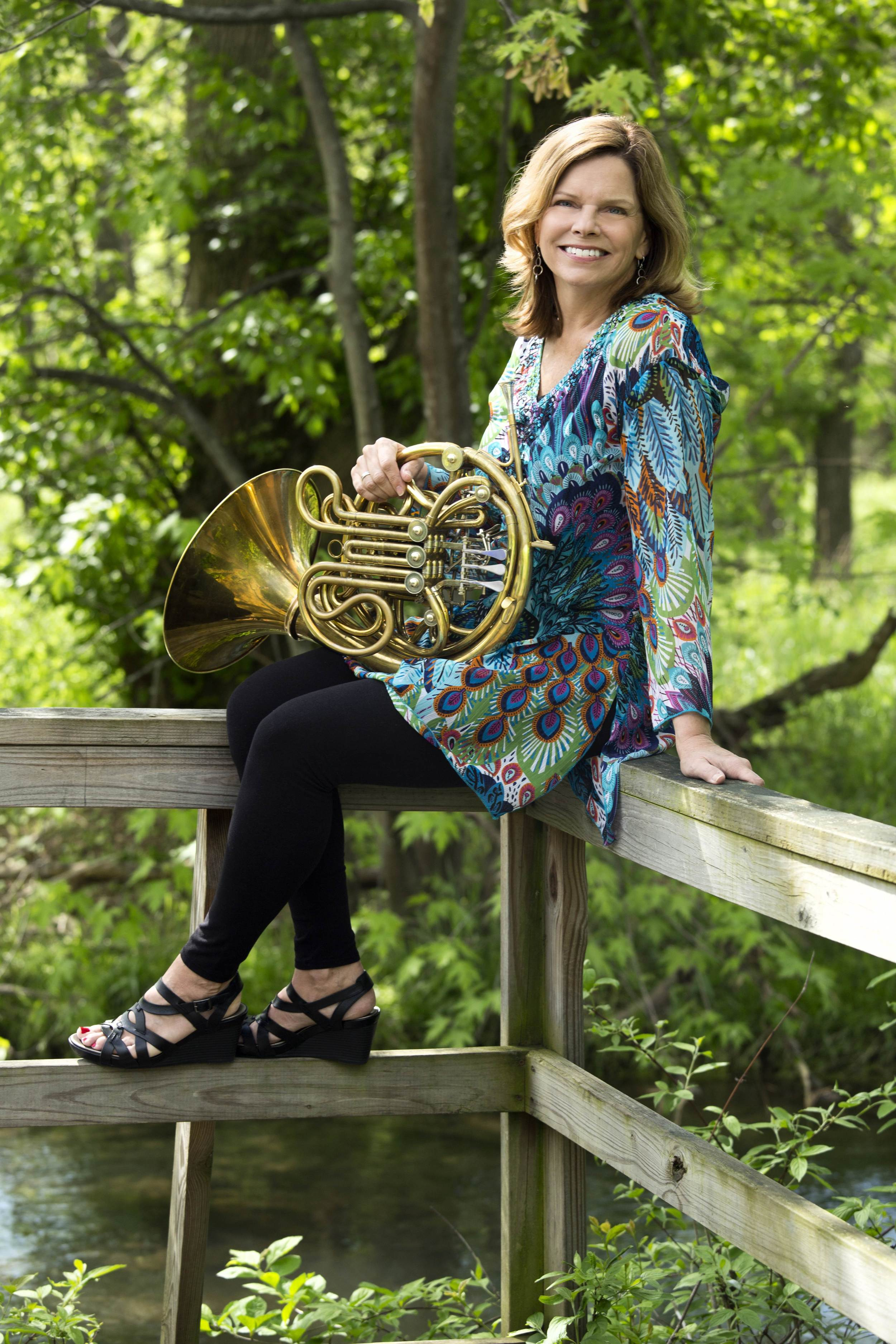 Lisa O. Bontrager (Photo Credit:Jana Bontrager)