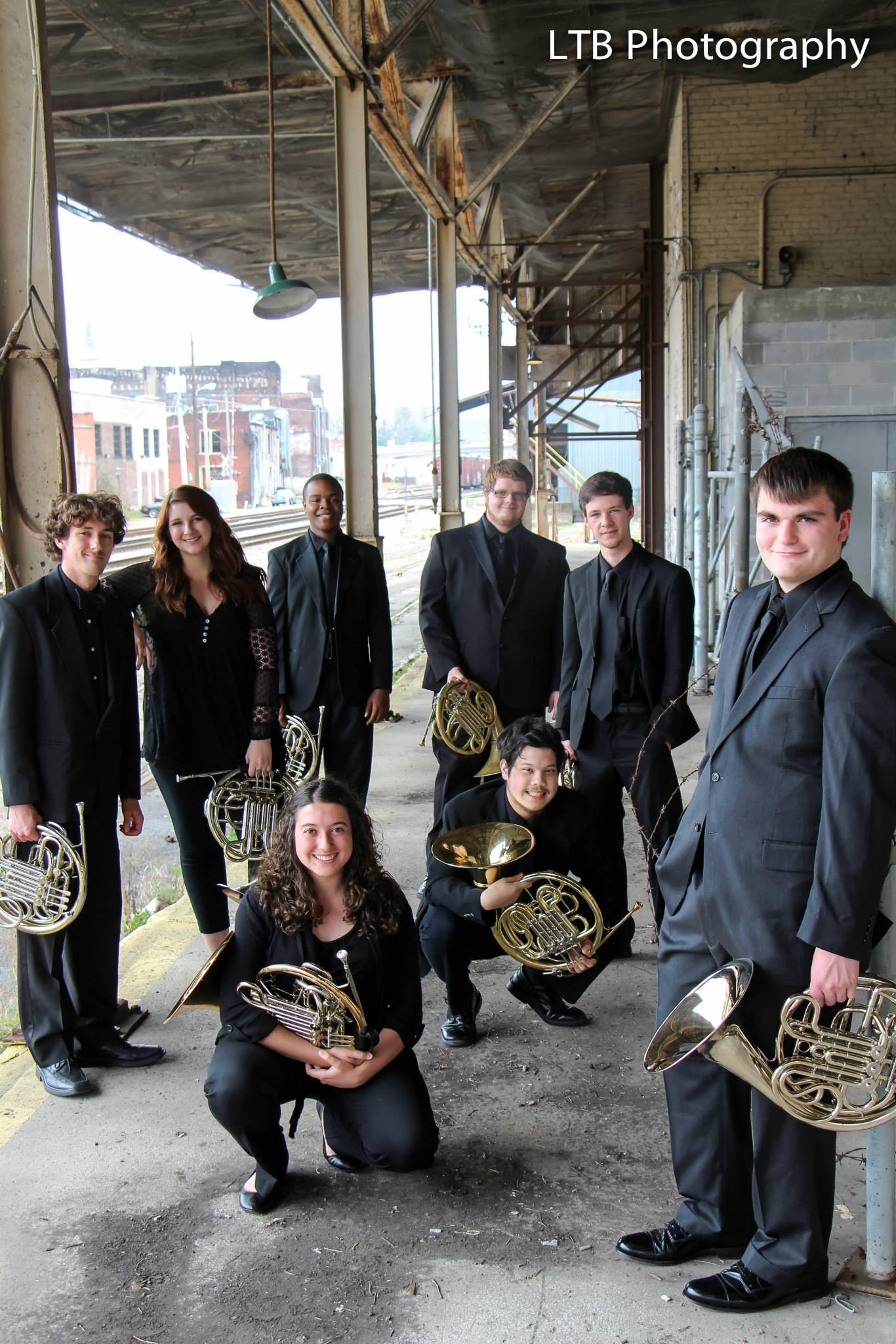 University of Tennessee-Knoxville Horn Ensemble
