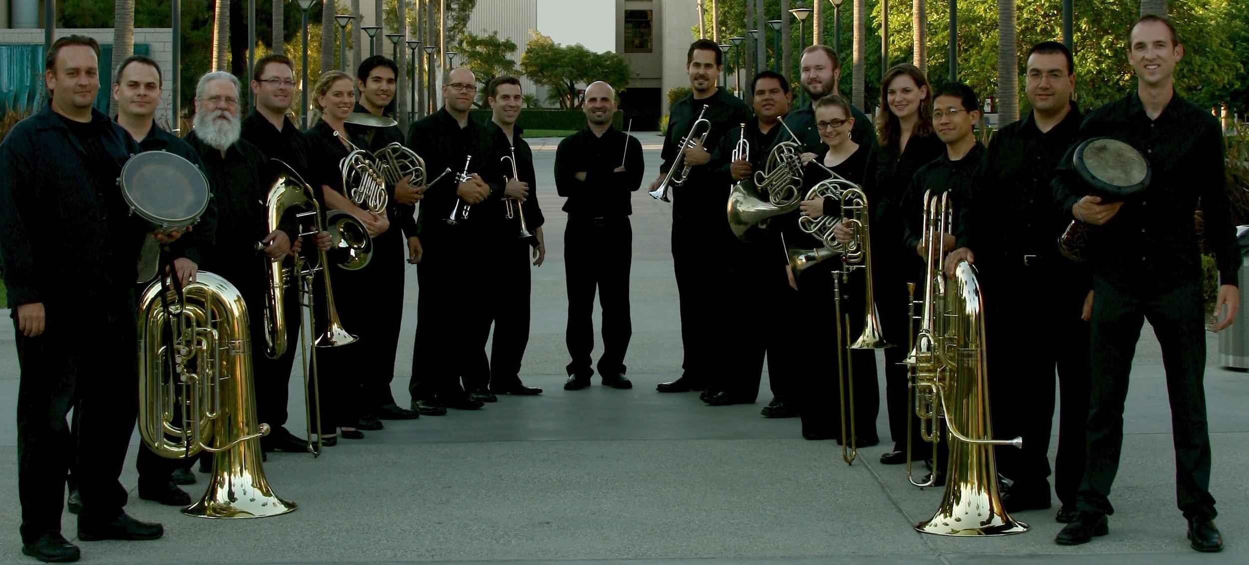 Pacific Brass Ensemble
