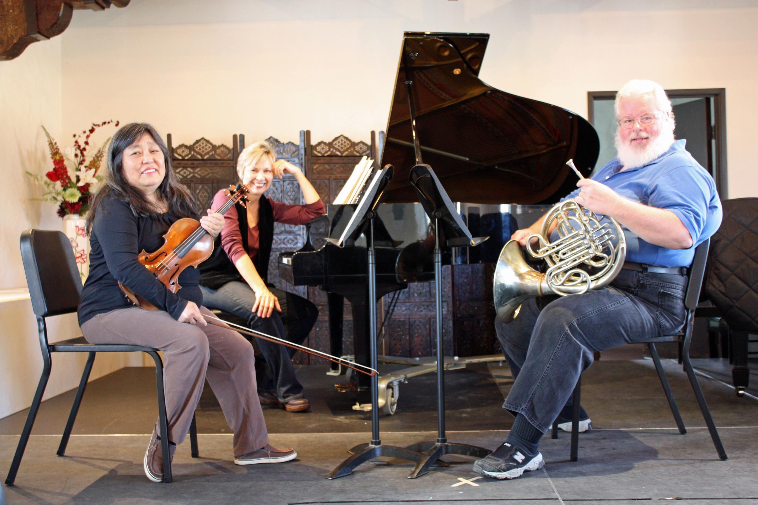 Los Angeles Horn Trio