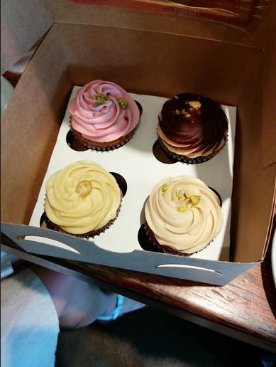 Mmm….cupcakes.