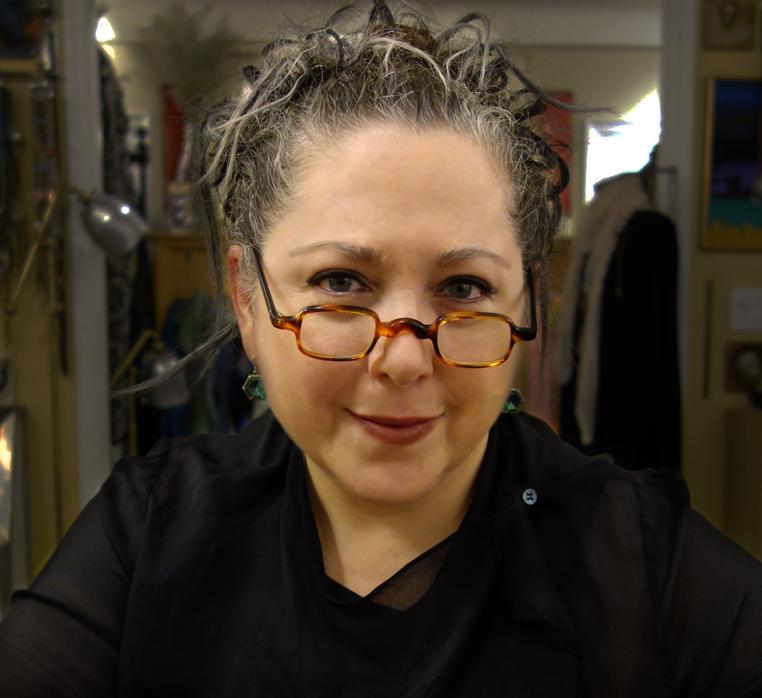 Author Jennifer George