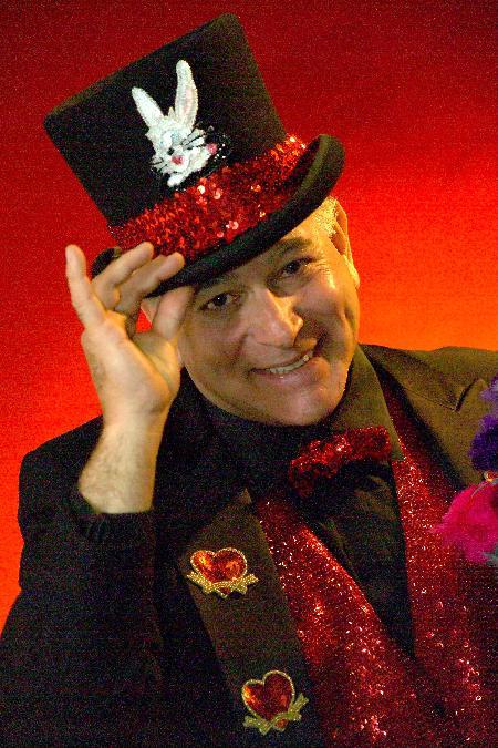 Magician Philip Levy