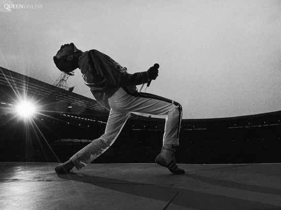 """Tonight I'm gonna have myself a real good time… I feel ali-hi-hi-ive!"" Freddie Mercury, the lead singer of Queen, is one of the greatest rock performers of all time."