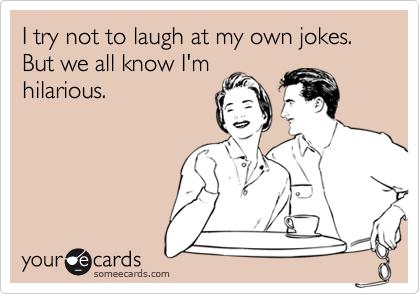 Jokes are DIY fun