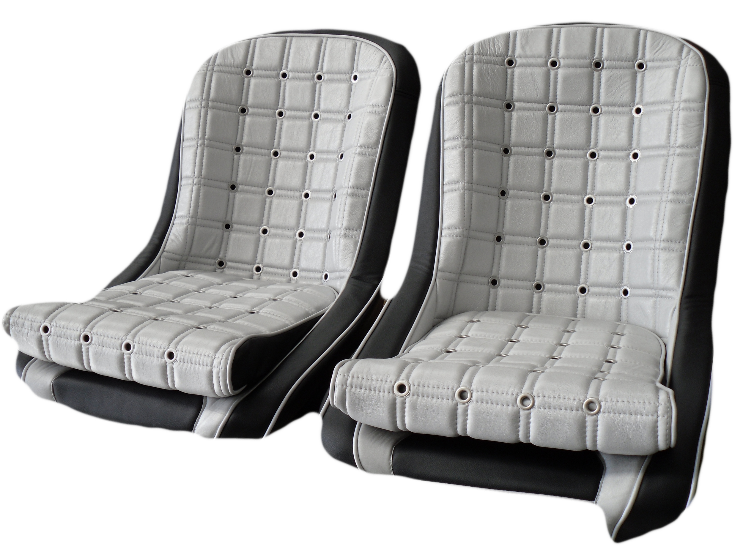 Cobra Seats with Stainless Steel Eyelets.jpg