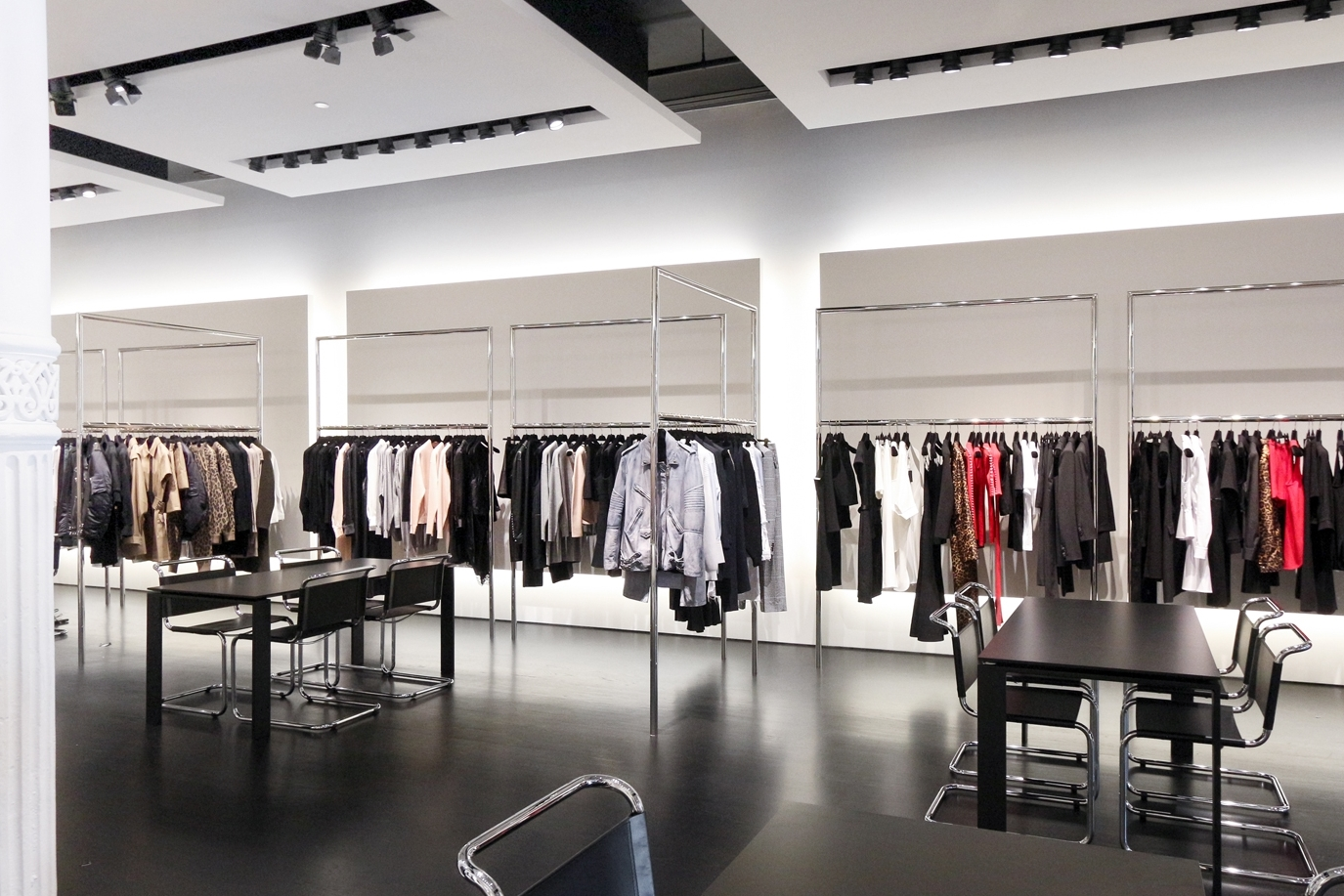 ALEXANDER WANG SHOWROOM AND OFFICE