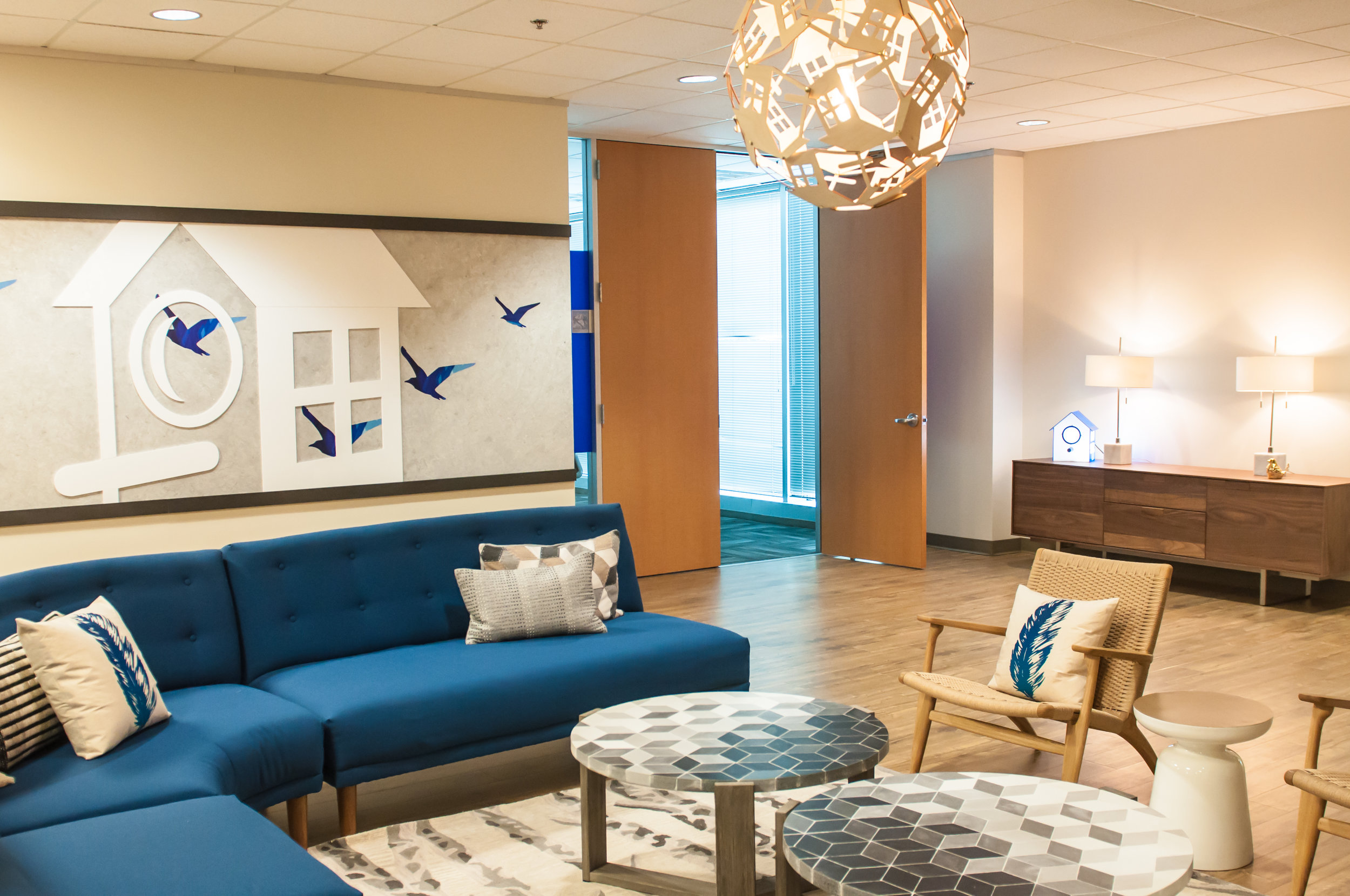 Homeaway Customer Service Center — Architectural Squared