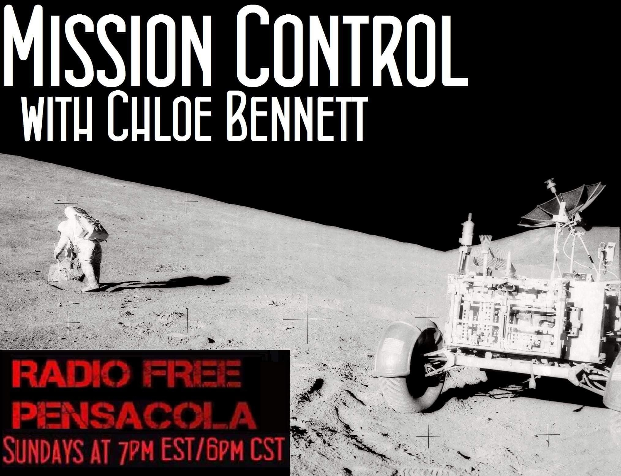 Mission Control with Chloe Bennett is your weekly source of new wave, alternative, post-punk, and more, airing Sundays, 7pm EST/6pm CST. Home of the Soviet Bloc and the HANG THE DJ: Weekly Smiths Pick.