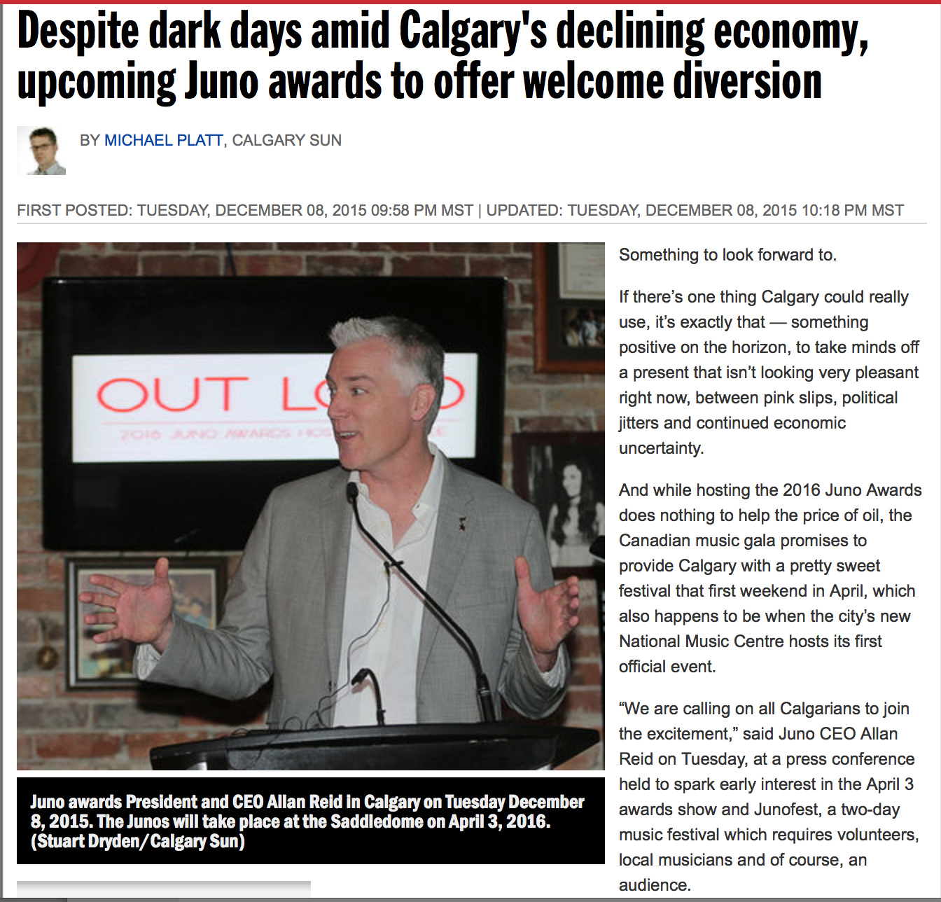 http://www.calgarysun.com/2015/12/09/despite-dark-days-amid-calgarys-declining-economy-upcoming-juno-awards-to-offer-welcome-diversion