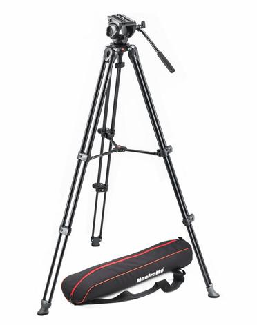 Manfrotto Video Tripod -   Camera Store Canada  - B&H US