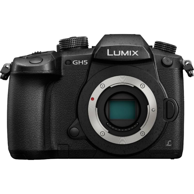 New Main Camera :   Panasonic GH5 Amazon Link