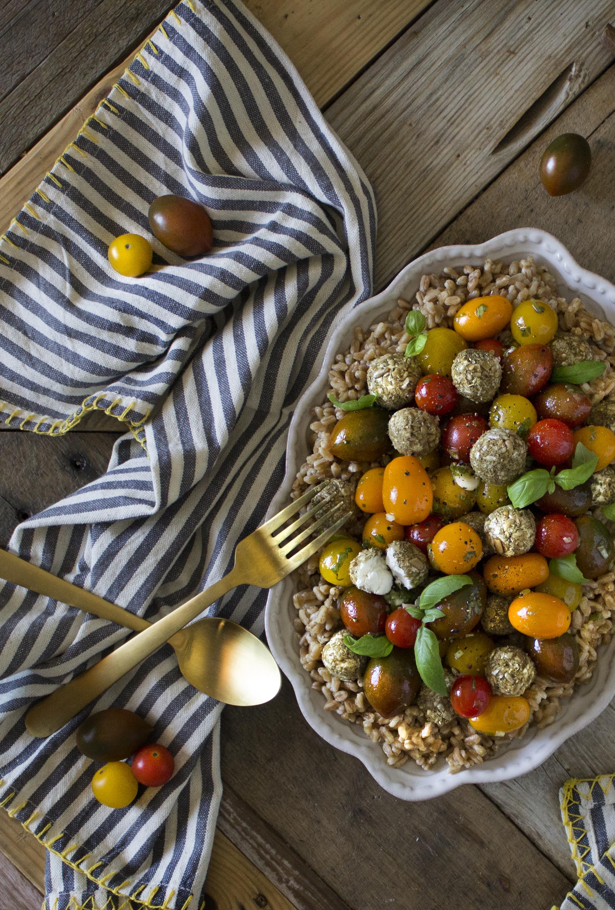 Heirloom Tomato Salad by Sweet Laurel.jpg
