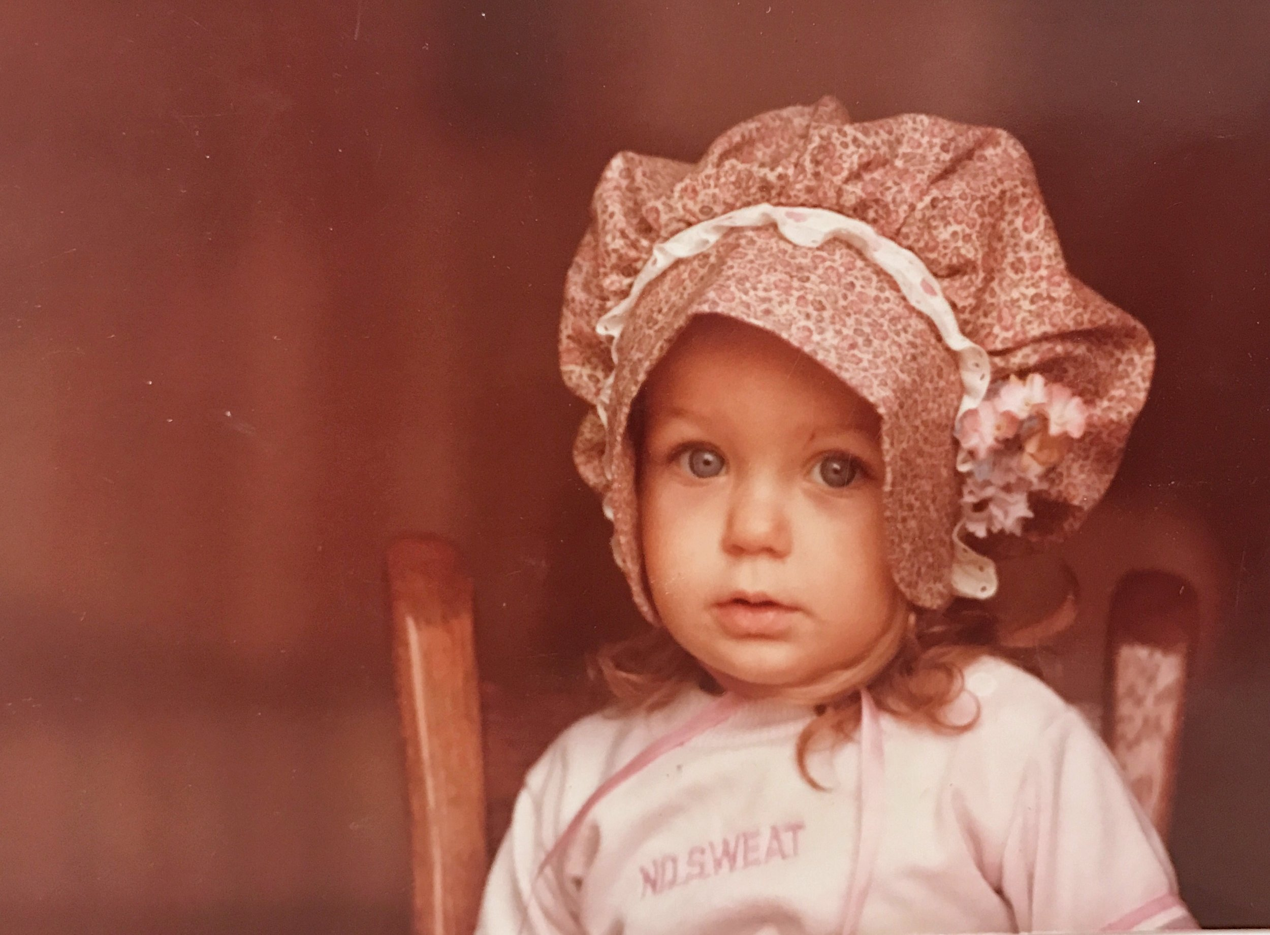 (A portrait of the author as a young pioneer)