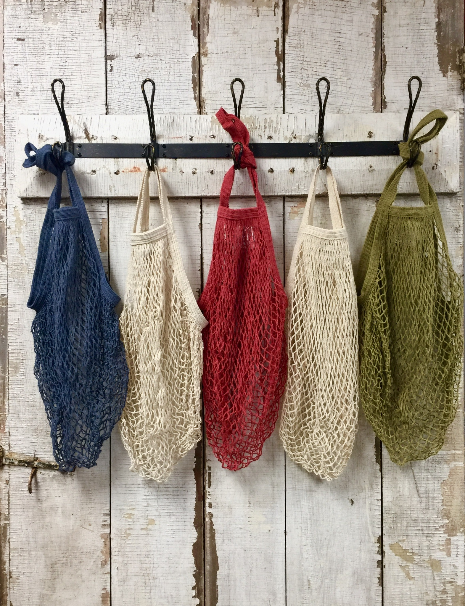 Eco-Bags net bags: all natural + lightweight.