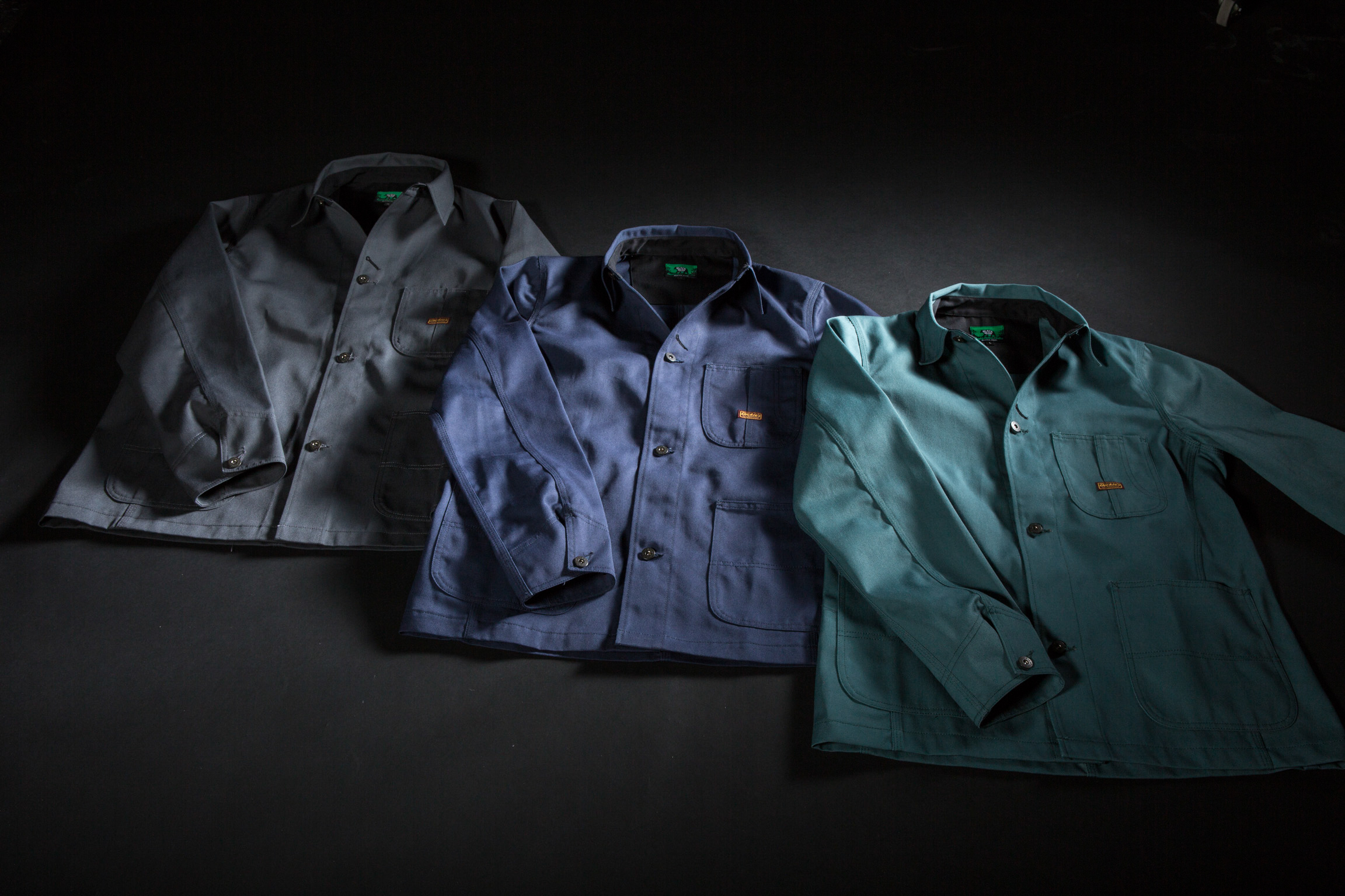 Black Bear Brand Dickies 1922 Apparel design and production